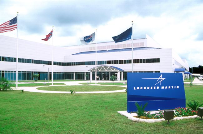 Lockheed Martin Internships in the United States