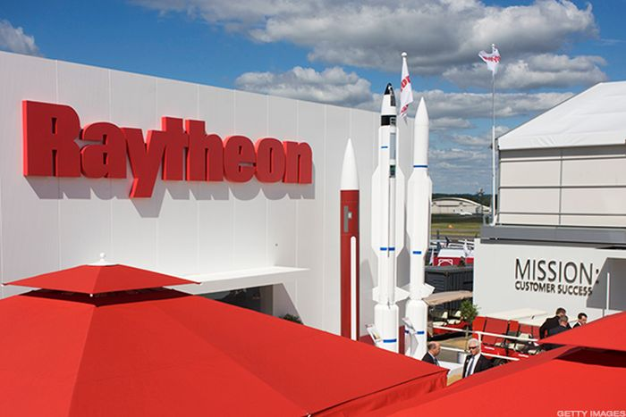 Raytheon Internships in the United States