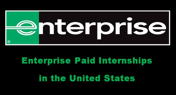 Enterprise Paid Internships in the United States
