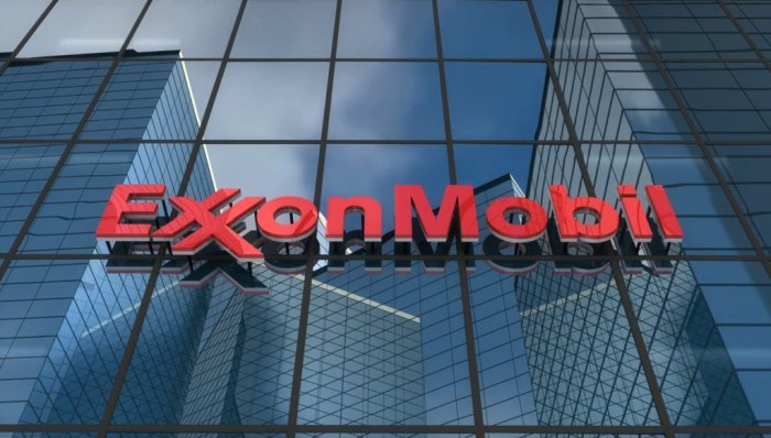 Exxon Mobil Corporation Internships, 2019-20