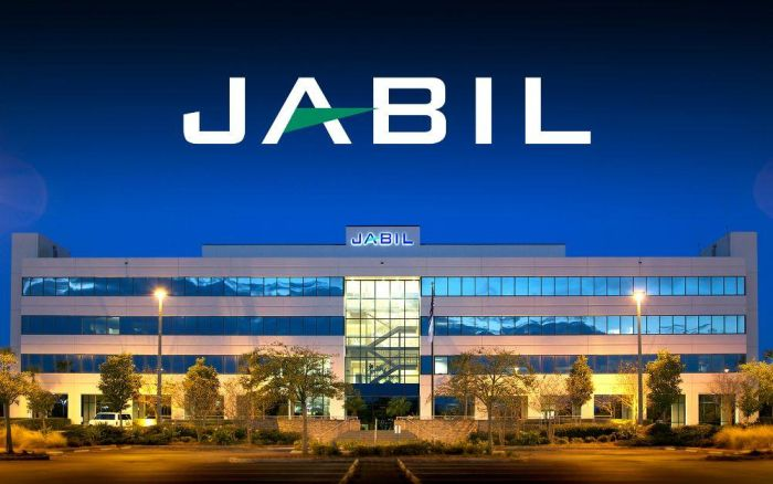 Jabil Internships for Students