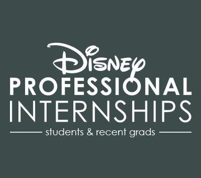 Disney Professional Internships 2021-2022