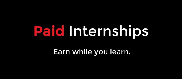 Best Paid Internships for College Students