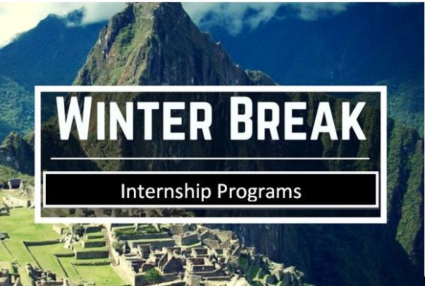 best winter internship programs 2019 2020 big internships. Black Bedroom Furniture Sets. Home Design Ideas
