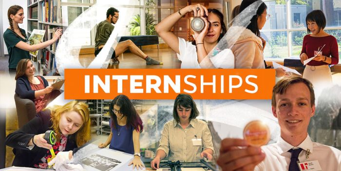 Fall Internships for Students
