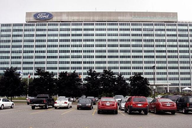 Ford Internships for Students