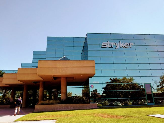 Stryker Full-time Internships 2018-19
