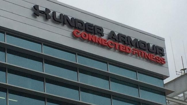 Under Armour Internships for Students