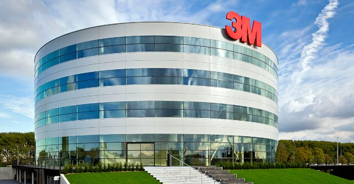 3M Full-time Internships, 2018-19
