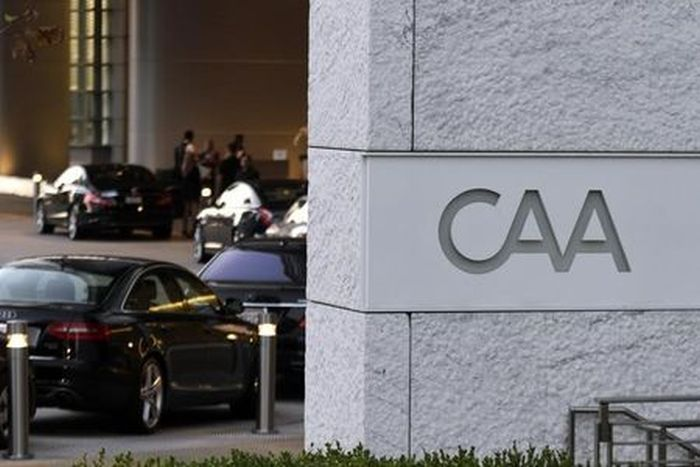CAA Paid Internships in the United States, 2019