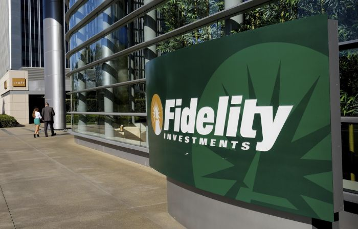 Fidelity Investment Full-time Internship 2019