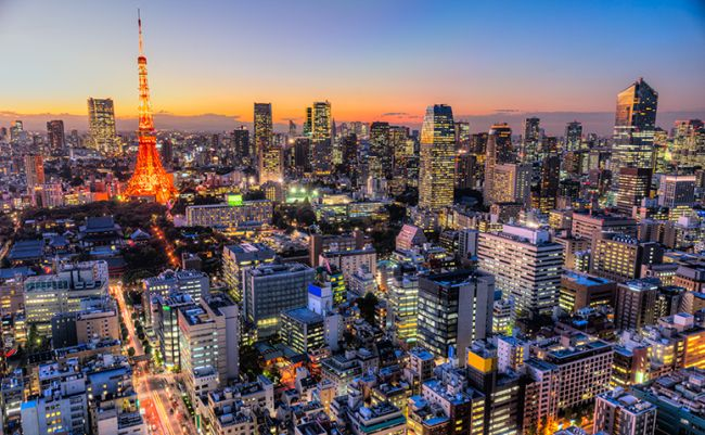 Best Internships in Japan, 2019