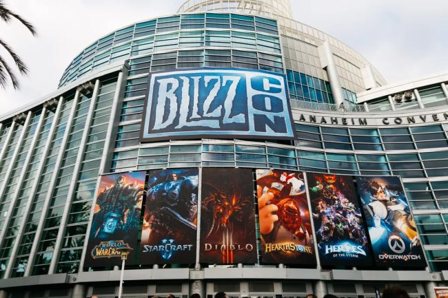Blizzard Full-time Internships in the United States, 2019
