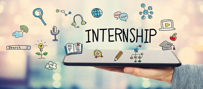 High School Internships in the United States, 2019