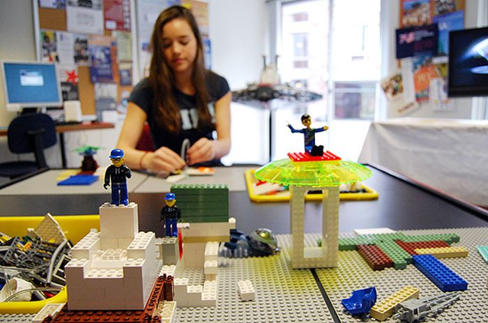 Lego Internships for Students