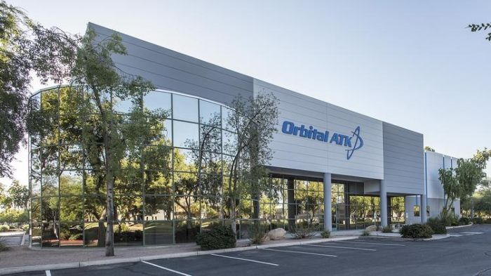 Orbital Atk Internships in the United States, 2019
