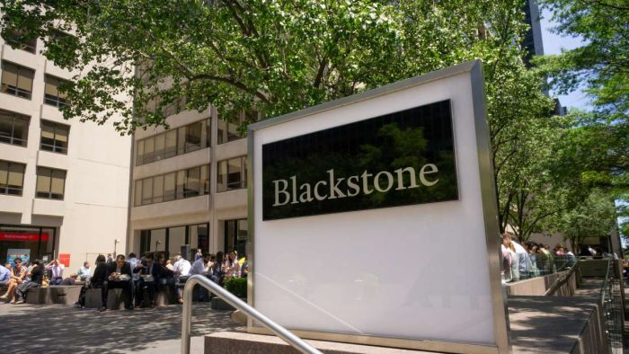 Blackstone Internship Opportunities, 2019