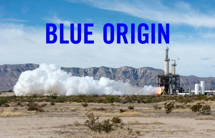 Blue Origin Internships in the United States, 2019
