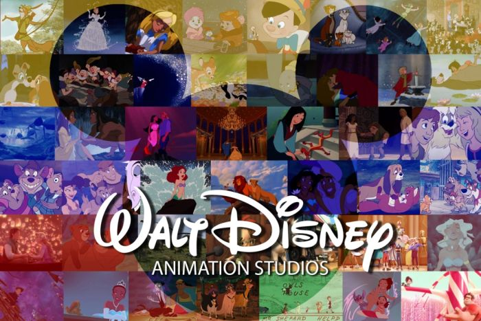 Disney Animation Studio Internships in the United States, 2019