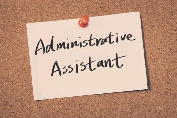 Administrative Assistant Internships in the United States, 2019