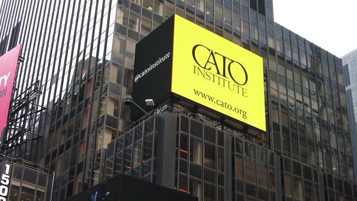 Cato Institute Paid Internship for International Students