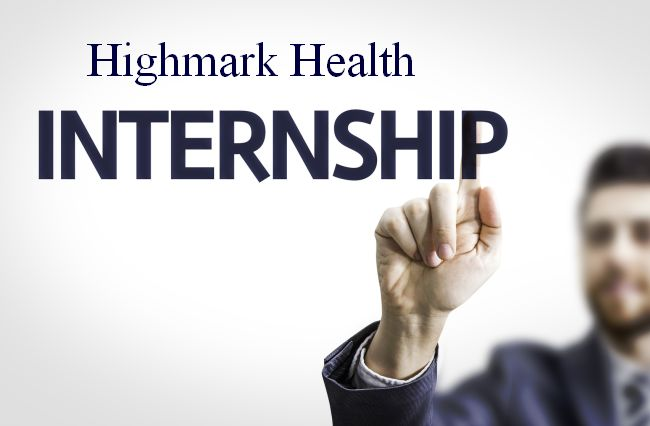 Highmark Health Internships 2019