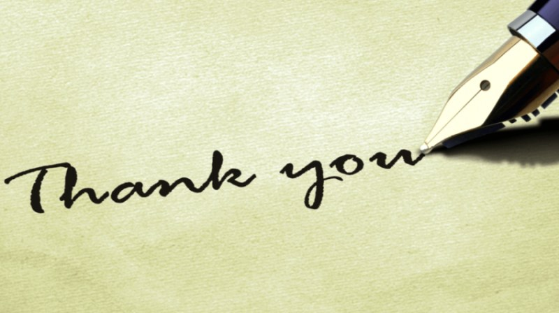 How to Write a Thank-You Letter for an Internship