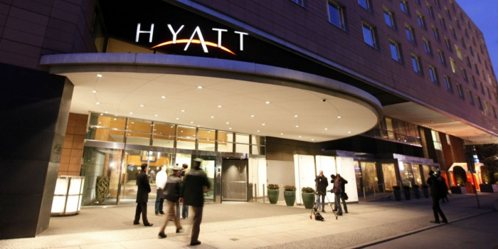 Hyatt Paid Internships