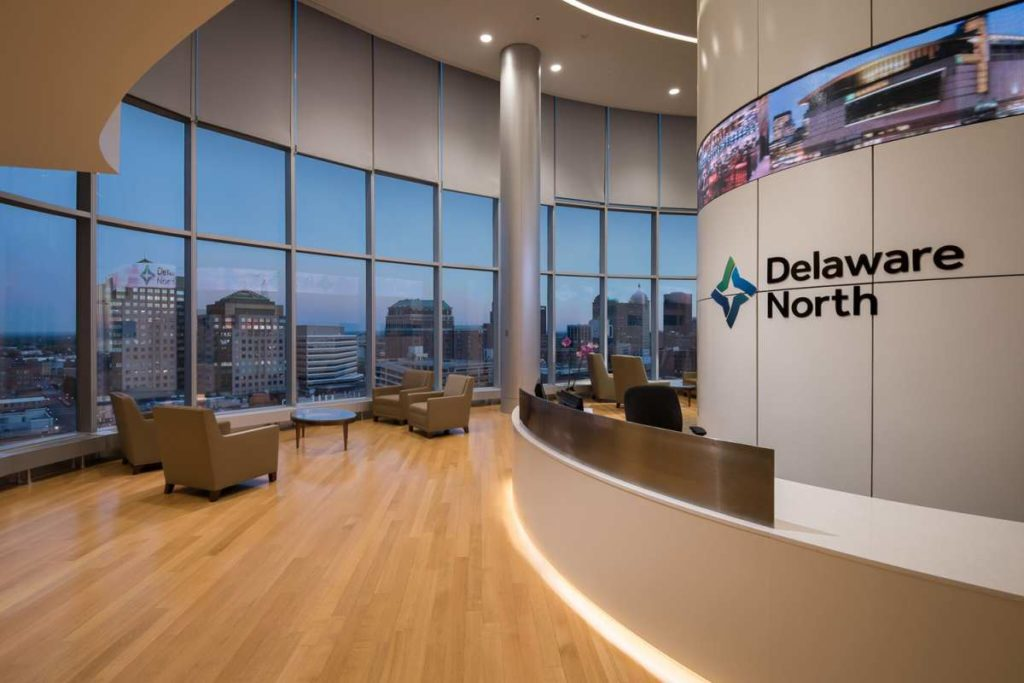 Delaware North Internships