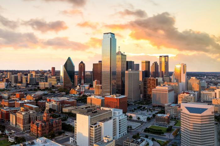 Ten Internship Opportunities in Texas