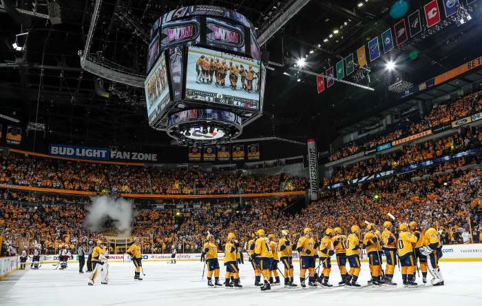 Nashville Predators Internships