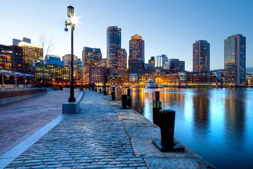Summer Internships in Boston