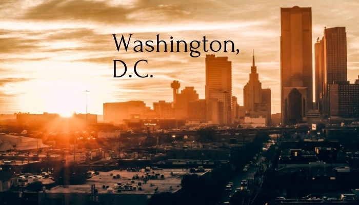 Summer Internships in Washington DC