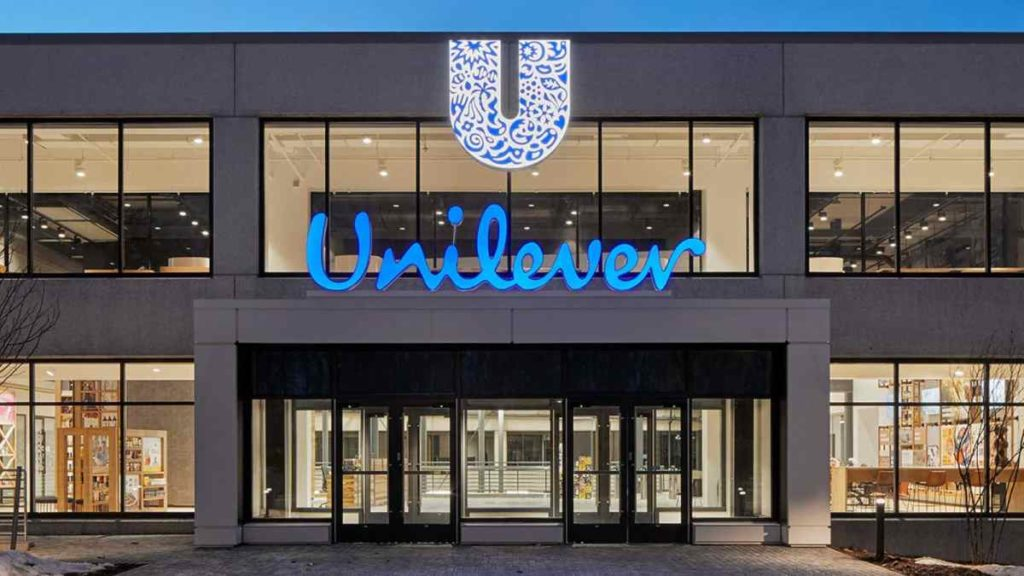 2020 Unilever Finance Summer Internship