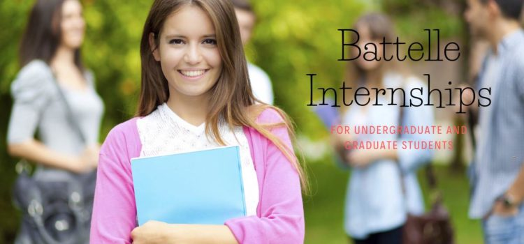 Battelle Internships