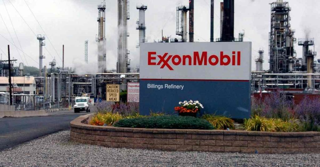 ExxonMobil Commercial & Business Direction Internship