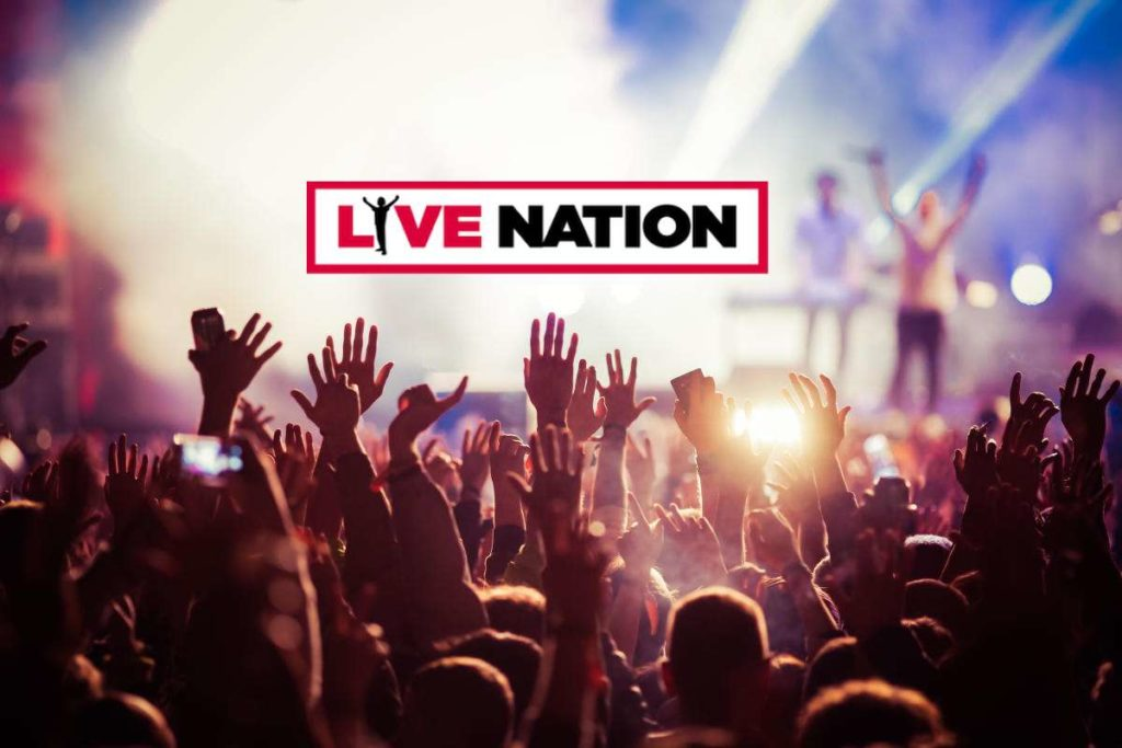 Live Nation Entertainment Internships
