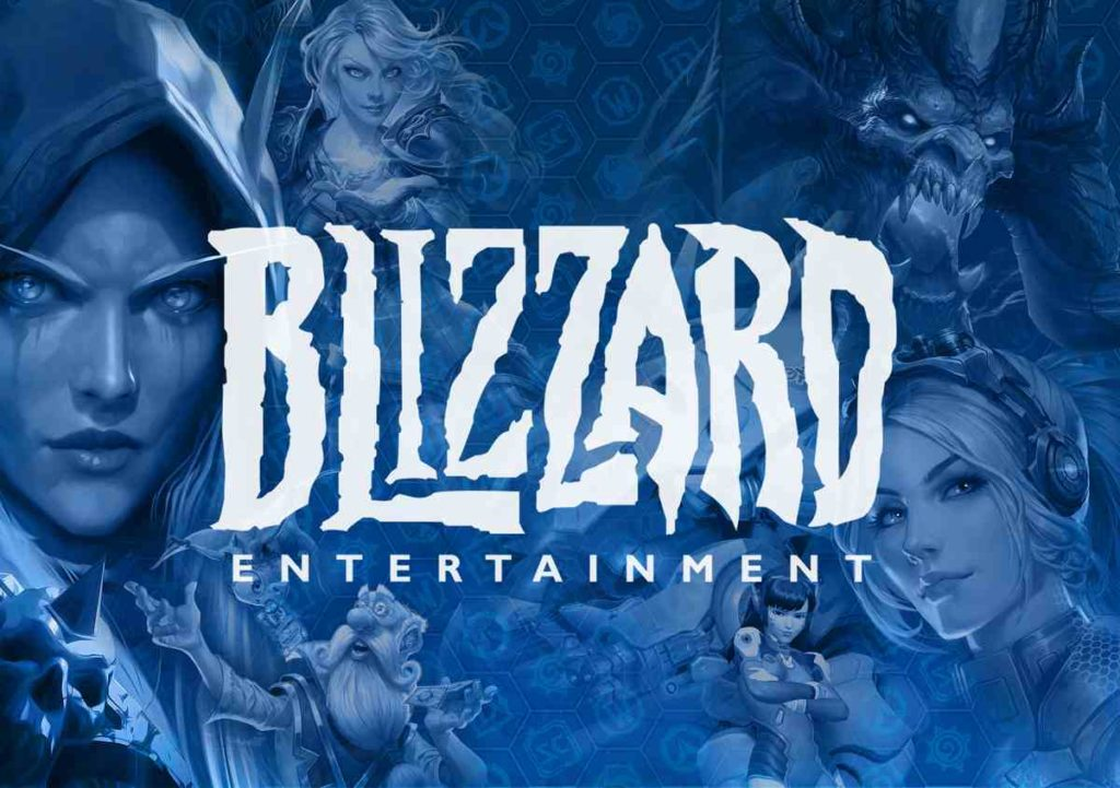 Blizzard Entertainment Art Internship (3D)