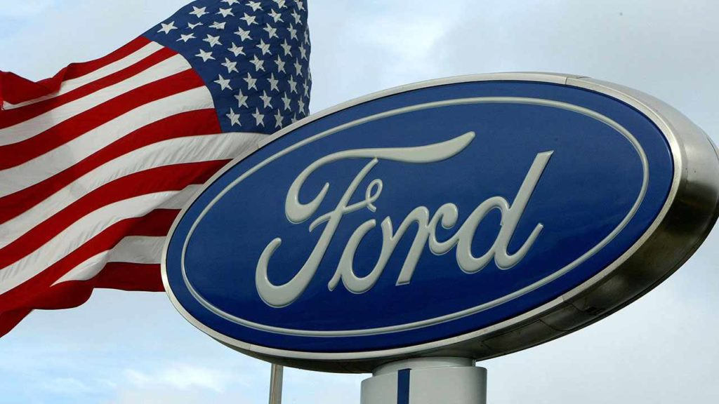 Ford Human Resources Internship for Summer 2020