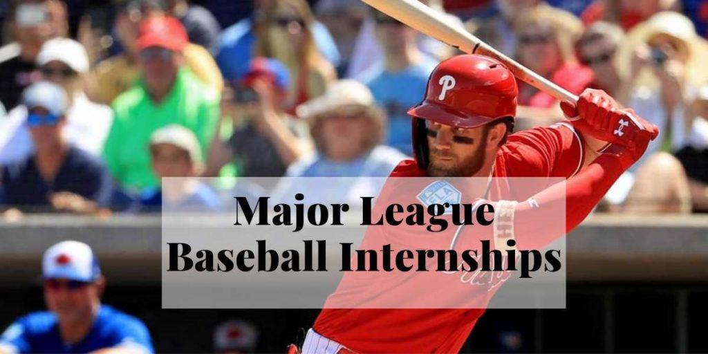 Major League Baseball Internships