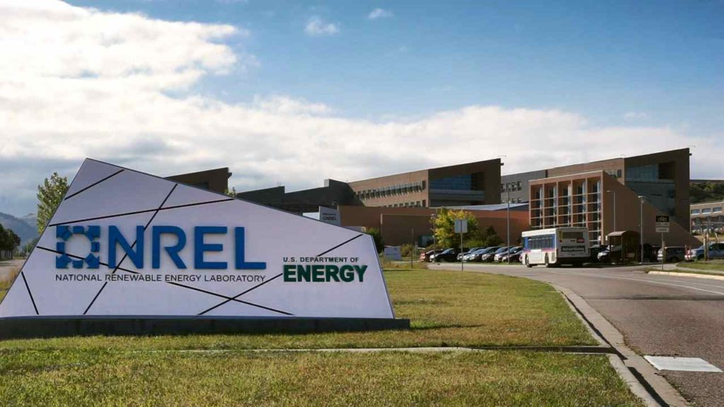 National Renewable Energy Laboratory Internships