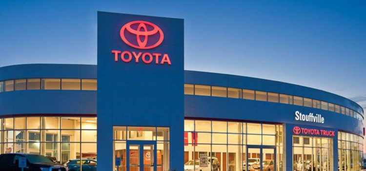 Toyota Marketing & Management Internship 2020