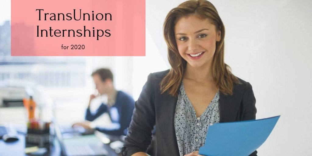 TransUnion Internships for 2020
