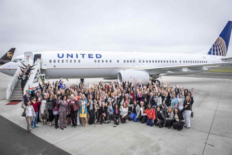 United Airlines Aerospace or Mechanical Engineering Internship for Fall 2020