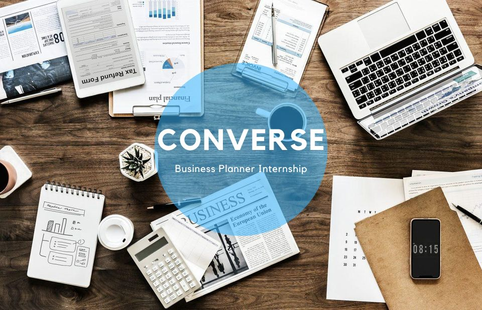 Converse Business Planner Internship