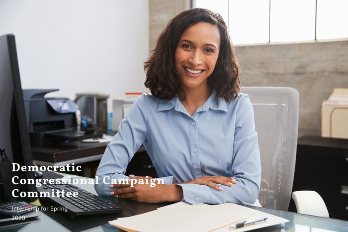 Democratic Congressional Campaign Committee Internship for Spring 2020