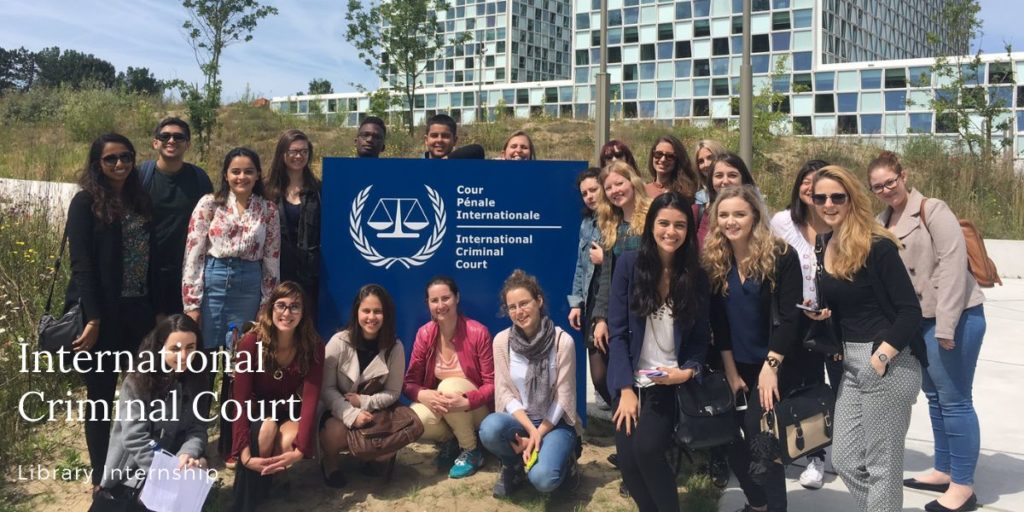 International Criminal Court Library Internship