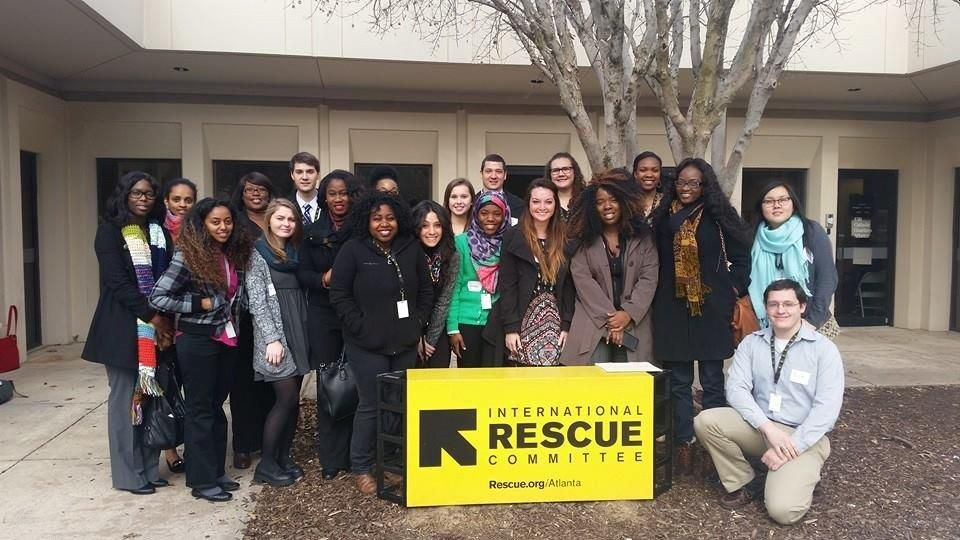 International Rescue Committee Career Development Program Internship for Spring 2020