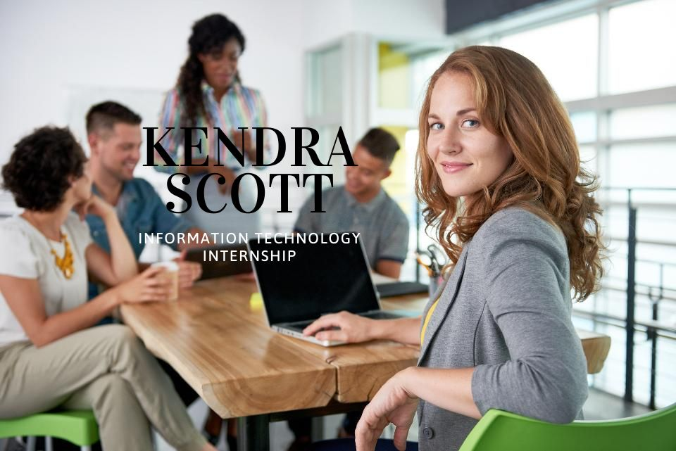 Kendra Scott Information Technology Internship