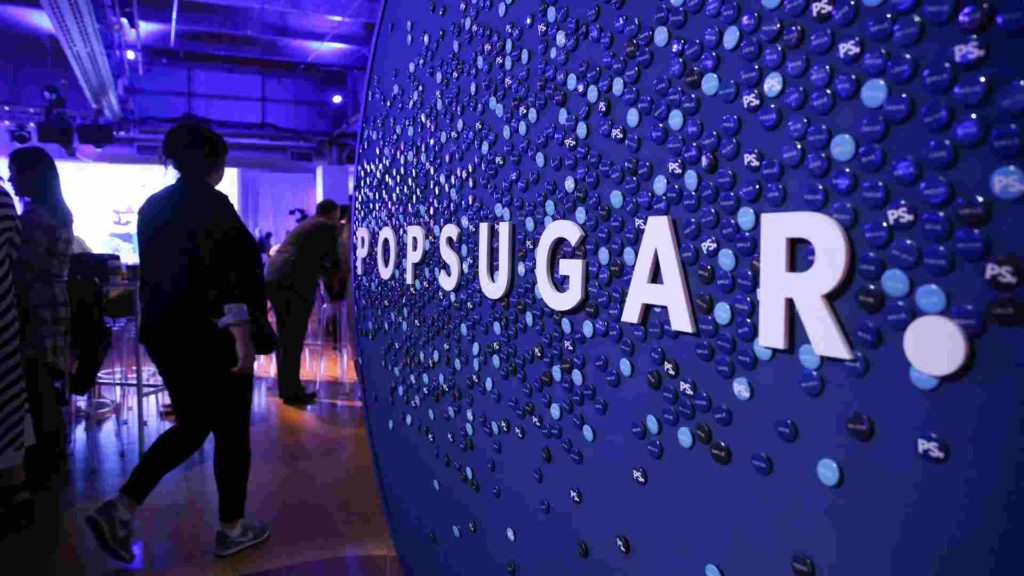 Popsugar Experiential Marketing Internship